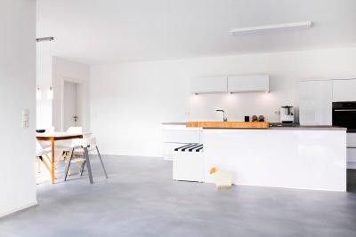 beton cire boden betonkonzept