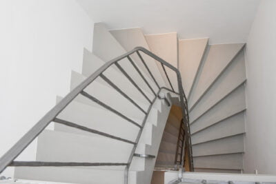 beton cire treppe selber spachteln
